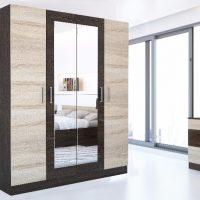 Шкаф Уют-1 1 - Студия мебели Maximum