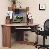 Компьютерный стол ПКС-7 - Студия мебели Maximum