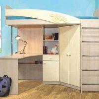 кровать адель-2 голубой - Студия мебели Maximum