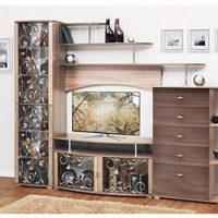 Гостиная Олимп 015 ясень шимо - Студия мебели Maximum