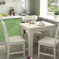 Стол кухонный раскладной Стенд